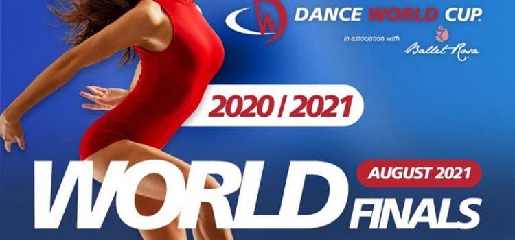 Световно първенство по танци – Телфорд /Англия/ , 2020/2021
